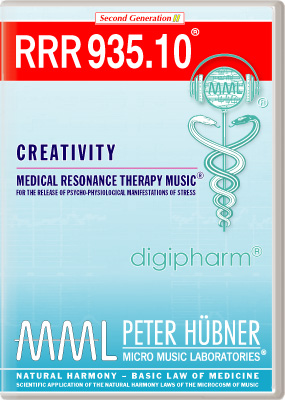 Peter Hübner - RRR 935 Creativity • Nr. 10
