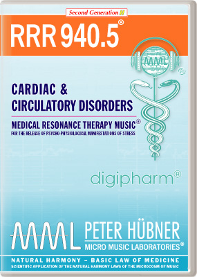 Peter Hübner - RRR 940 Cardiac & Circulatory Disorders Nr. 5