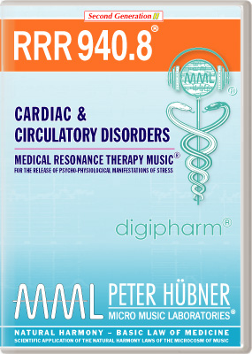 Peter Hübner - RRR 940 Cardiac & Circulatory Disorders Nr. 8