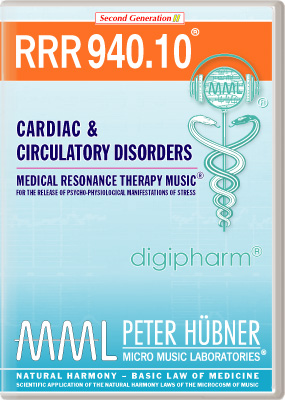 Peter Hübner - RRR 940 Cardiac & Circulatory Disorders Nr. 10