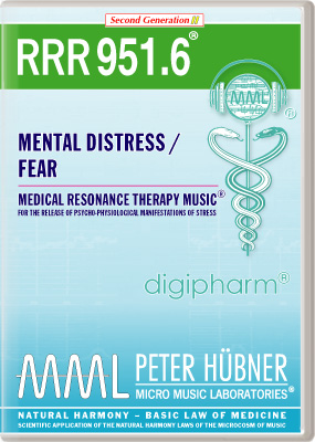 Peter Hübner - RRR 951 Mental Distress / Fear Nr. 6
