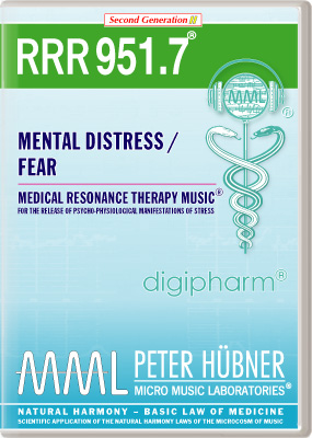 Peter Hübner - RRR 951 Mental Distress / Fear Nr. 7
