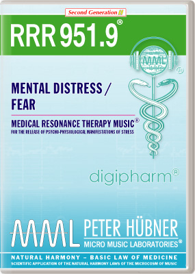 Peter Hübner - RRR 951 Mental Distress / Fear Nr. 9