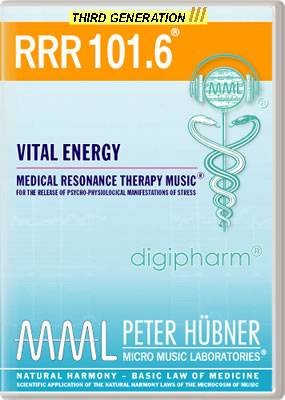 Peter Hübner - RRR 101 Vital Energy No. 6