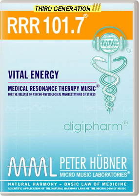 Peter Hübner - RRR 101 Vital Energy No. 7