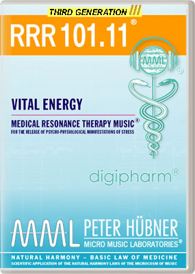 Peter Hübner - RRR 101 Vital Energy No. 11