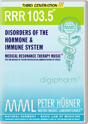 Peter Hübner - RRR 103 Disorders of the Hormone & Immune System • No. 5