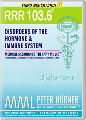 Peter Hübner - RRR 103 Disorders of the Hormone & Immune System • No. 6