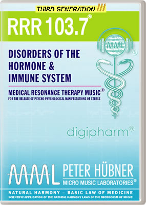 Peter Hübner - RRR 103 Disorders of the Hormone & Immune System • No. 7
