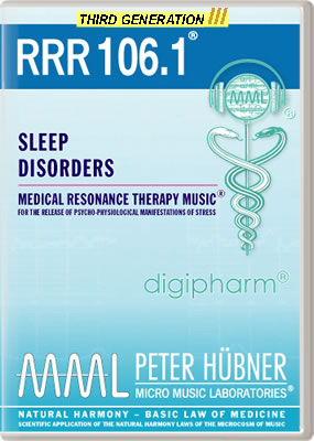 Peter Hübner - RRR 106 Sleep Disorders No. 1