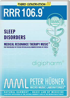 Peter Hübner - RRR 106 Sleep Disorders No. 9