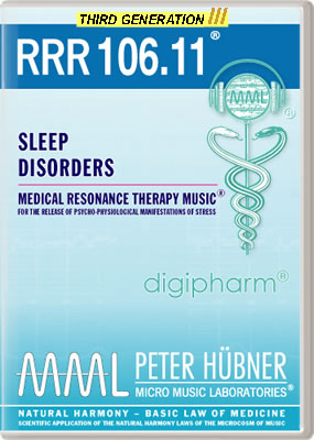 Peter Hübner - RRR 106 Sleep Disorders No. 11