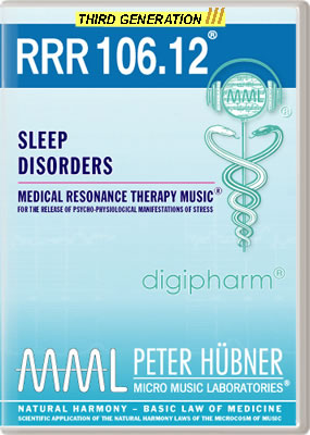 Peter Hübner - RRR 106 Sleep Disorders No. 12