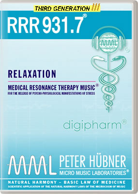 Peter Hübner - RRR 931 Relaxation No. 7