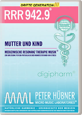 Peter Hübner - RRR 942 Mutter & Kind Nr. 9