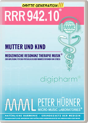 Peter Hübner - RRR 942 Mutter & Kind Nr. 10