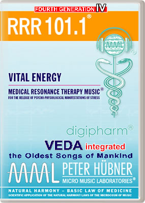 Peter Hübner - RRR 101 Vital Energy • No. 1