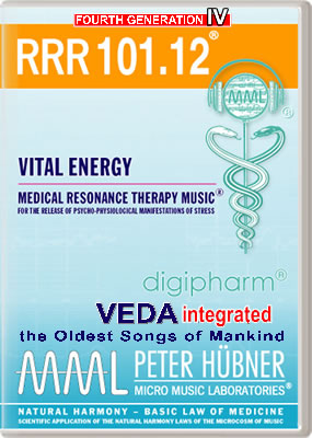 Peter Hübner - RRR 101 Vital Energy • No. 12