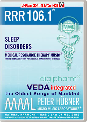 Peter Hübner - RRR 106 Sleep Disorders • No. 1