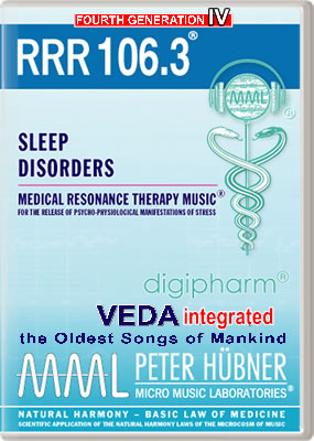 Peter Hübner - RRR 106 Sleep Disorders No. 3