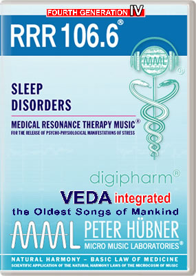 Peter Hübner - RRR 106 Sleep Disorders No. 6