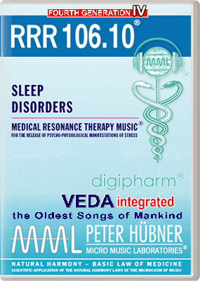 Peter Hübner - RRR 106 Sleep Disorders No. 10