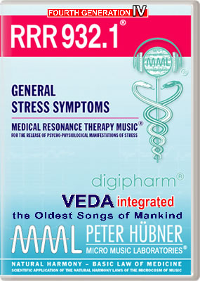 Peter Hübner - RRR 932 General Stress Symptoms • No. 1