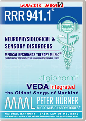 Peter Hübner - RRR 941 Neurophysiological & Sensory Disorders • No. 1
