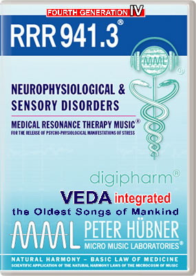 Peter Hübner - RRR 941 Neurophysiological & Sensory Disorders No. 3