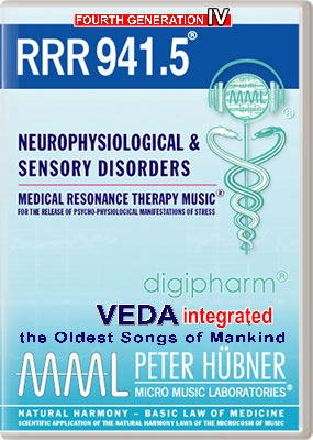 Peter Hübner - RRR 941 Neurophysiological & Sensory Disorders No. 5
