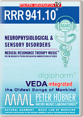 Peter Hübner - RRR 941 Neurophysiological & Sensory Disorders No. 10