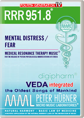 Peter Hübner - RRR 951 Mental Distress / Fear • No. 8