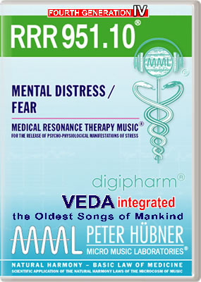 Peter Hübner - RRR 951 Mental Distress / Fear • No. 10