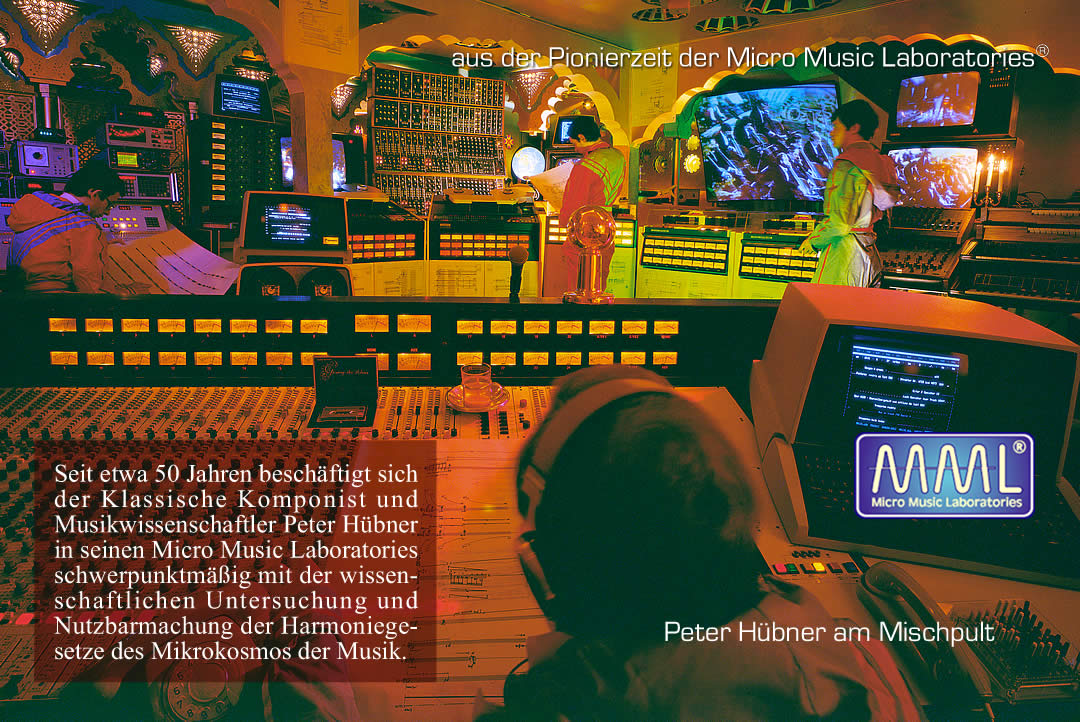 Micro Music Laboratories